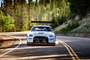 Click for Lower Course Map - Pikes Peak International Hill Climb