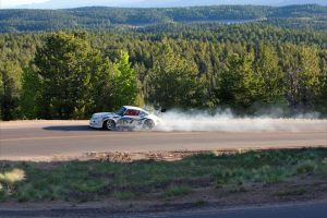Click for Mid Course Map - Pikes Peak International Hill Climb