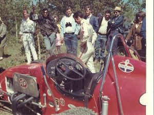 Mario Andretti, Contributor to The Peak of Racing - Pikes Peak Through the Racers' Eyes