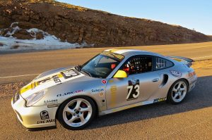 Fred Veitch, Contributor to The Peak of Racing - Pikes Peak Through the Racers' Eyes